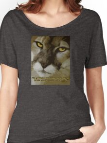 Humane Women's Relaxed Fit T-Shirt