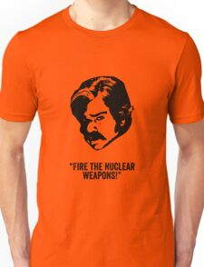 Toast of London 'Fire the Nuclear Weapons' Unisex T-Shirt