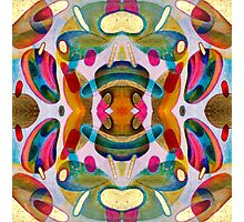Elementary particles Photographic Print