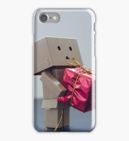 Danbo Christmas iPhone Case/Skin