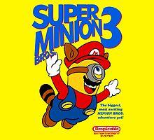 Super Minion Bros 3 by NinoMelon