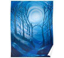 U Storm Moon Poster
