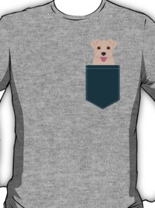 Blair - Norfolk Terrier dog art phone case perfect gift for dog person and dog people T-Shirt