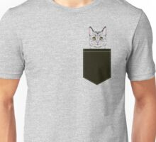 Cameron - Egyptian Mau cat gifts. cat owner gifts. perfect cat themed gift ideas Unisex T-Shirt