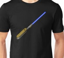 light-swiss-knife-blue-1 Unisex T-Shirt