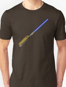 light-swiss-knife-blue-1 T-Shirt