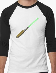 light-swiss-knife1 Men's Baseball ¾ T-Shirt