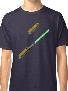 light-swiss-knife2 Classic T-Shirt