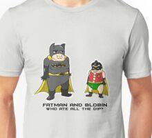 Fatman and Blobin  Unisex T-Shirt