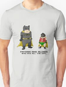 Fatman and Blobin  T-Shirt