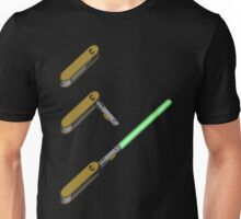 light-swiss-knife3 Unisex T-Shirt