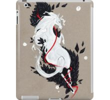 HORSE RIBBONS iPad Case/Skin