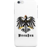 Prussia Flag iPhone Case/Skin