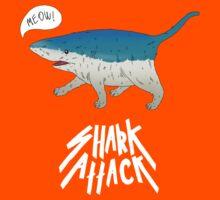 shark attack by amenc