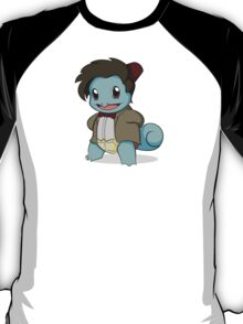 Squirtle Who T-Shirt