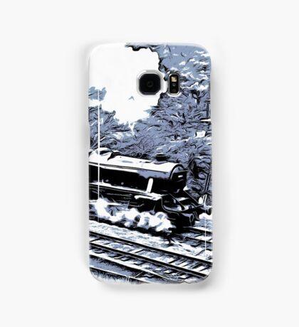Scarborough Spa Express Graphic Novel Samsung Galaxy Case/Skin