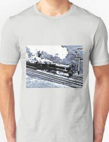 Scarborough Spa Express Graphic Novel T-Shirt