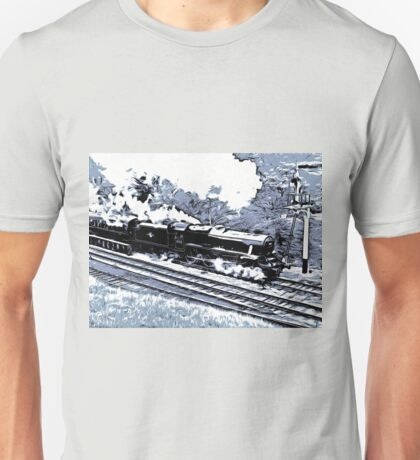 Scarborough Spa Express Graphic Novel Unisex T-Shirt