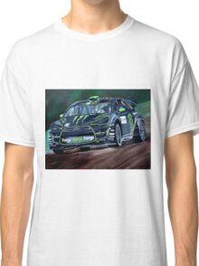 Liam Doran RallyCross Monster Citreon DS3 Classic T-Shirt