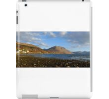 Torridon Panorama iPad Case/Skin