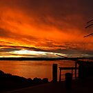 Port Sunset by GailD