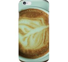 Cup of Cappuccino iPhone Case/Skin