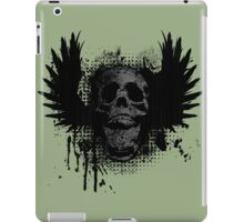 Screaming for grunge iPad Case/Skin