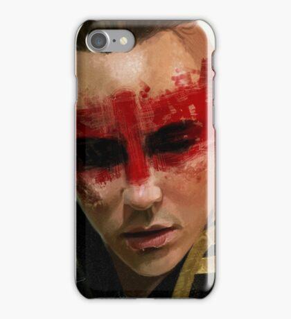 Red Bandit iPhone Case/Skin