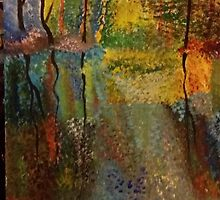 Fall refelections by valentinabaxi