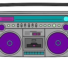 boombox by Westyway85