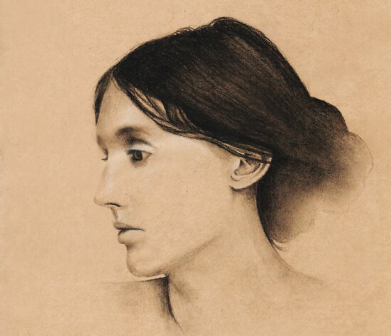 Virginia Woolf by Firedrake