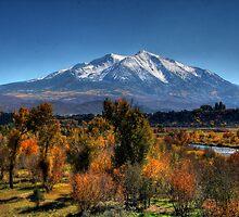 Mt Sopris by Scott Ingram