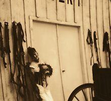 saloon girl by kristal ingersoll