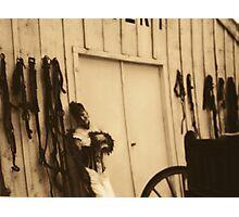 saloon girl Photographic Print