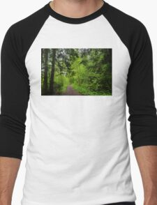 Country path  Men's Baseball ¾ T-Shirt