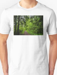 Country path  Unisex T-Shirt