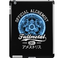 Official Alchemist iPad Case/Skin