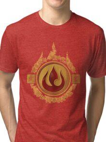 Fire Nation Admiral Tri-blend T-Shirt