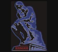 """Thinker """"DANGER"""" by hadstr"""