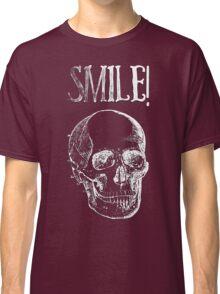 Smile! - White Classic T-Shirt