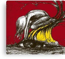 Gimmie Back My Earth Canvas Print