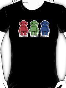 R, G and B redux T-Shirt
