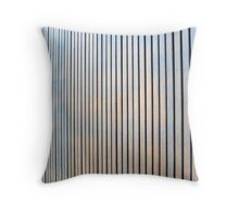 verticals Throw Pillow