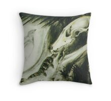 Cycle of Life Throw Pillow