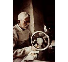 Jodhpur tailor Photographic Print