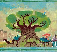 Animal Kingdom by UnderArt