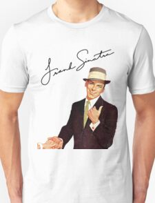 Frank Sinatra-Come Fly With Me T-Shirt