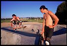 Skaters by docophoto