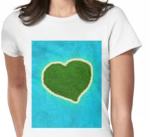 Love island Womens Fitted T-Shirt