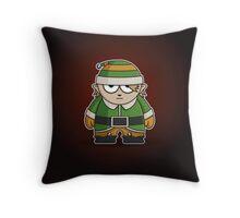 Mini Series: Christmas Elf Throw Pillow